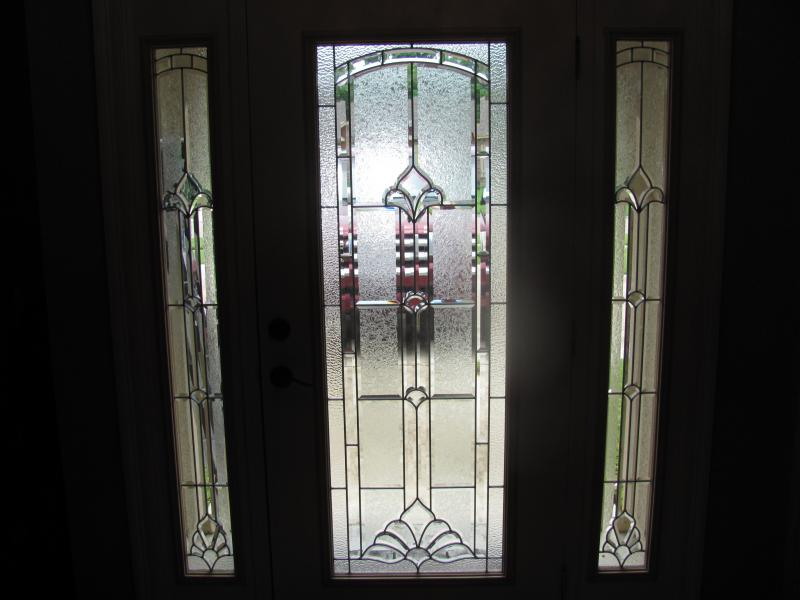 Elegant Custom Door Inserts, Decorative Glass, Windows U0026 Films