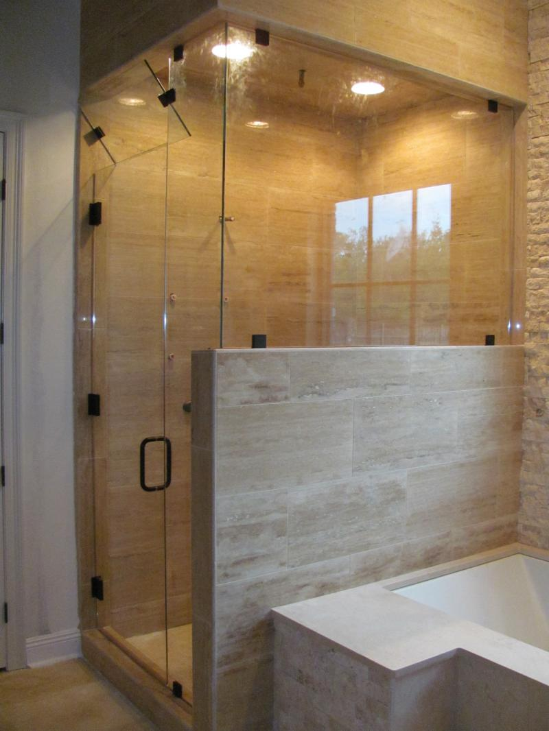 custom shower design the hippest pics